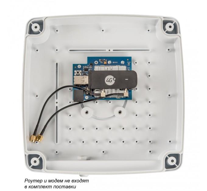Широкополосная 3G/4G MIMO антенна KAA15-1700/2700 U-BOX