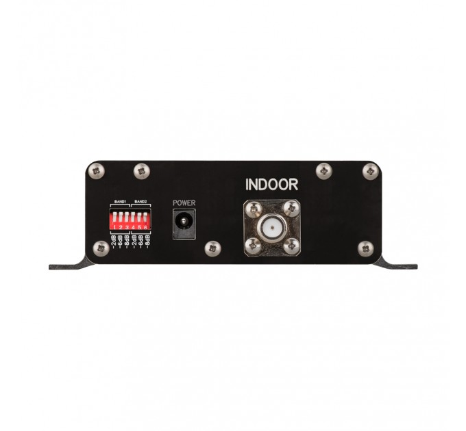 Двухдиапазонный репитер GSM1800 и 3G сигнала 60 дБ KROKS RK1800/2100-60F