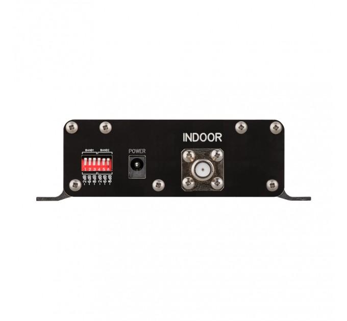 Двухдиапазонный репитер GSM900 и 3G сигнала 60дБ KROKS RK900/2100-60F