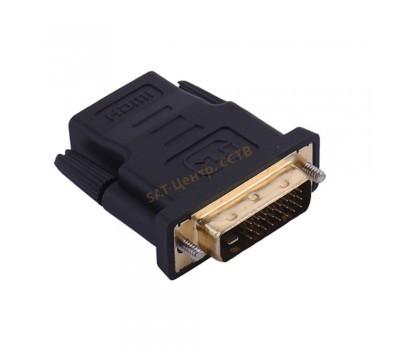 Переходник DVI-D гнездо - HDMI гнездо