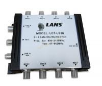 Мультисвитч Lans 3x8 LS-38