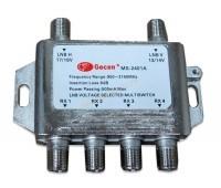 Мультисвитч радиальный Gesen 2x4 MS-2401a
