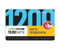 "карта оплаты телекарта - пакет ""СТАНДАРТ"""