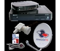 """Комплект """"Триколор ТВ"""" на 2 телевизора GS-E501/GS-C5911"""