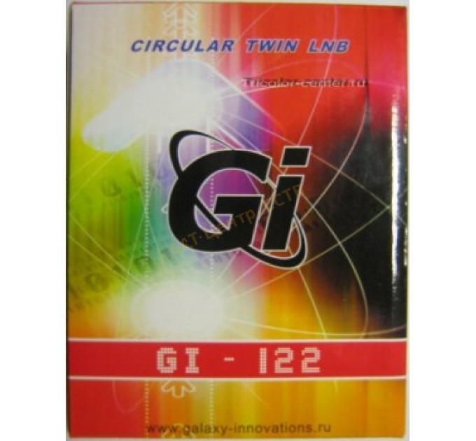 GI-122 Circular Twin LNB
