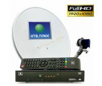 Комплект НТВ NTV-PLUS 1 HD VA PVR+