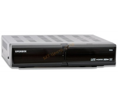 Openbox® SX6 HD