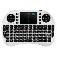 Беспроводная клавиатура Rii i8 Мини USB